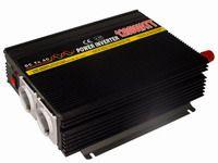 Инвертор Союз PI - 1200w / 12v. Инвертор 12В> 220В. 1200Ватт