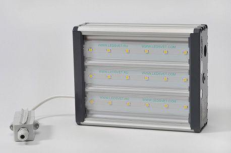 Уличный светодиодный светильник УСС 18