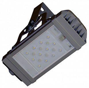 Промышленный светодиодный светильник мощностью 28 Вт INDUSTRY.3 на скобе
