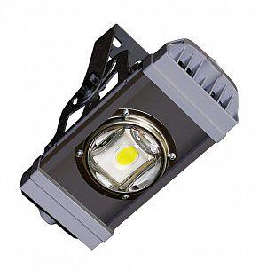Взрывозащищенный светодиодный светильник мощностью 40 Вт