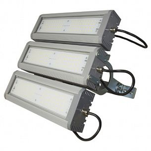 Взрывозащищенные светильники серии ДСП52 мощностью свыше 100вт
