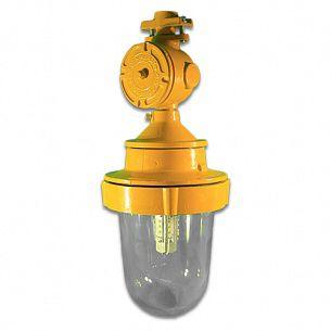 ВЗГ-200ДМ взрывозащищенный светодиодный светильник