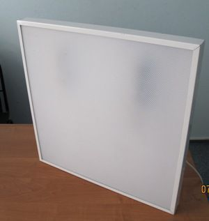 Офисный светодиодный светильник Lumen-Office 32 встраиваемый