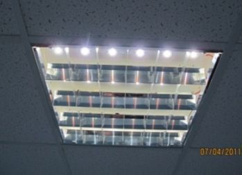 Офисный светодиодный светильник Lumen-Office 24