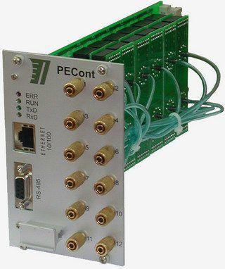 Пневмоэлектрический преобразователь PECont