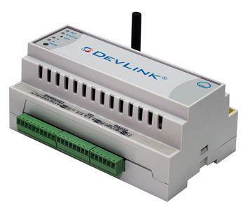 Универсальный промышленный контроллер DevLink-C1000