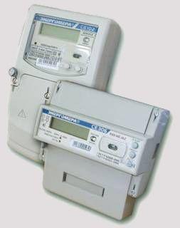 ОРС-серверы электросчетчиков СЕ-102, СЕ-301, СЕ-303, СЕ-304, СЕ-306, ЦЭ 6850М