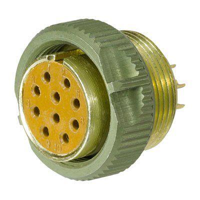 KP30-10TK кабельная розетка без кожуха является аналогом РС10ТВ