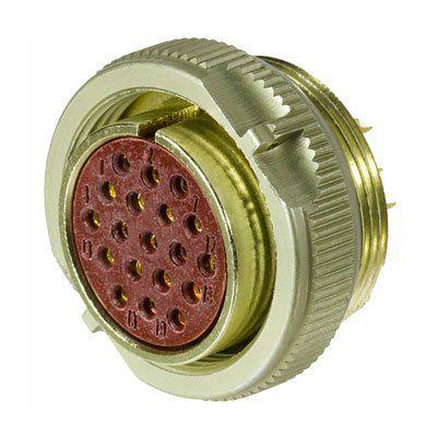 KP30-19TK кабельная розетка без кожуха является аналогом РС19ТВ