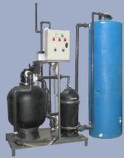 Установка очистки и рециркуляции воды АРГО 2