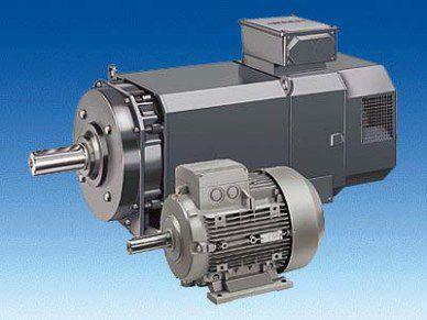 Электродвигатель Siemens 1LA7070-2AA10-Z D22+D47