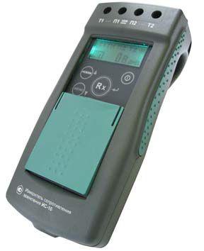 Измеритель сопротивления заземления, металлосвязи и удельного сопротивления грунта ИС-10 (базовая комплектация)
