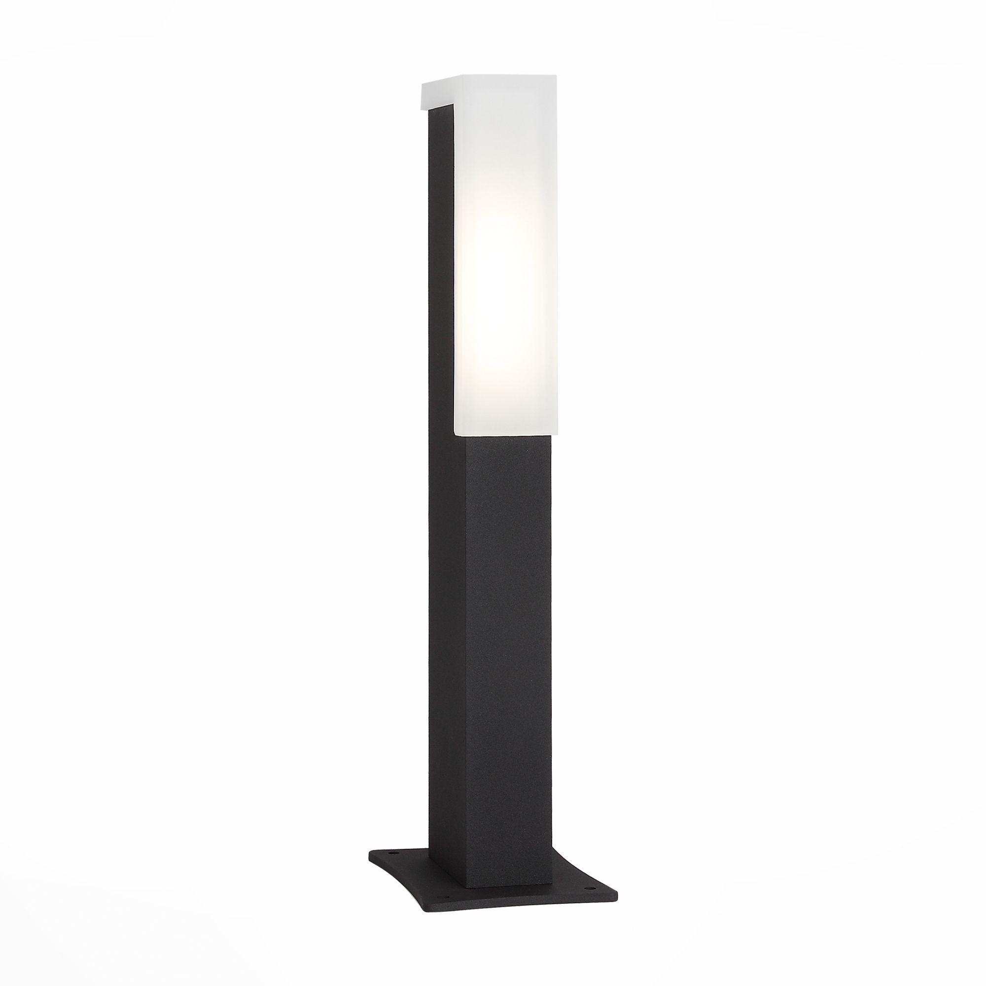 Светильник уличный наземный ST-Luce Черный/Белый LED 2*2W SL096.405.02