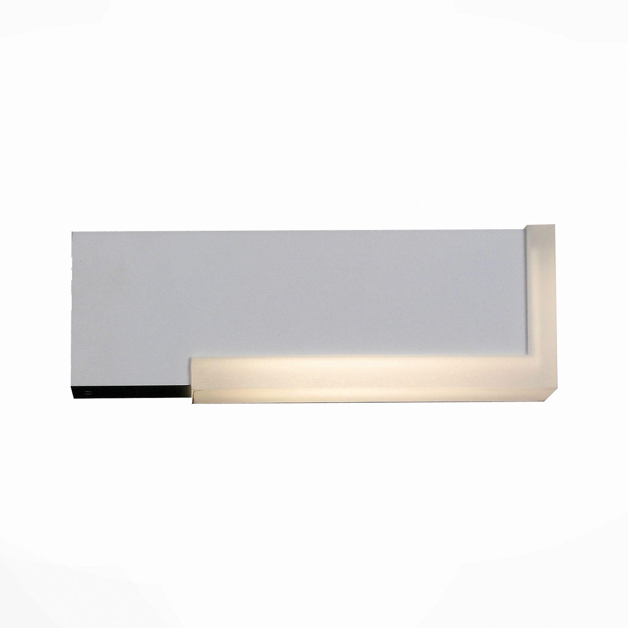 Светильник уличный настенный ST-Luce Белый/Белый LED 2*2W SL096.501.02