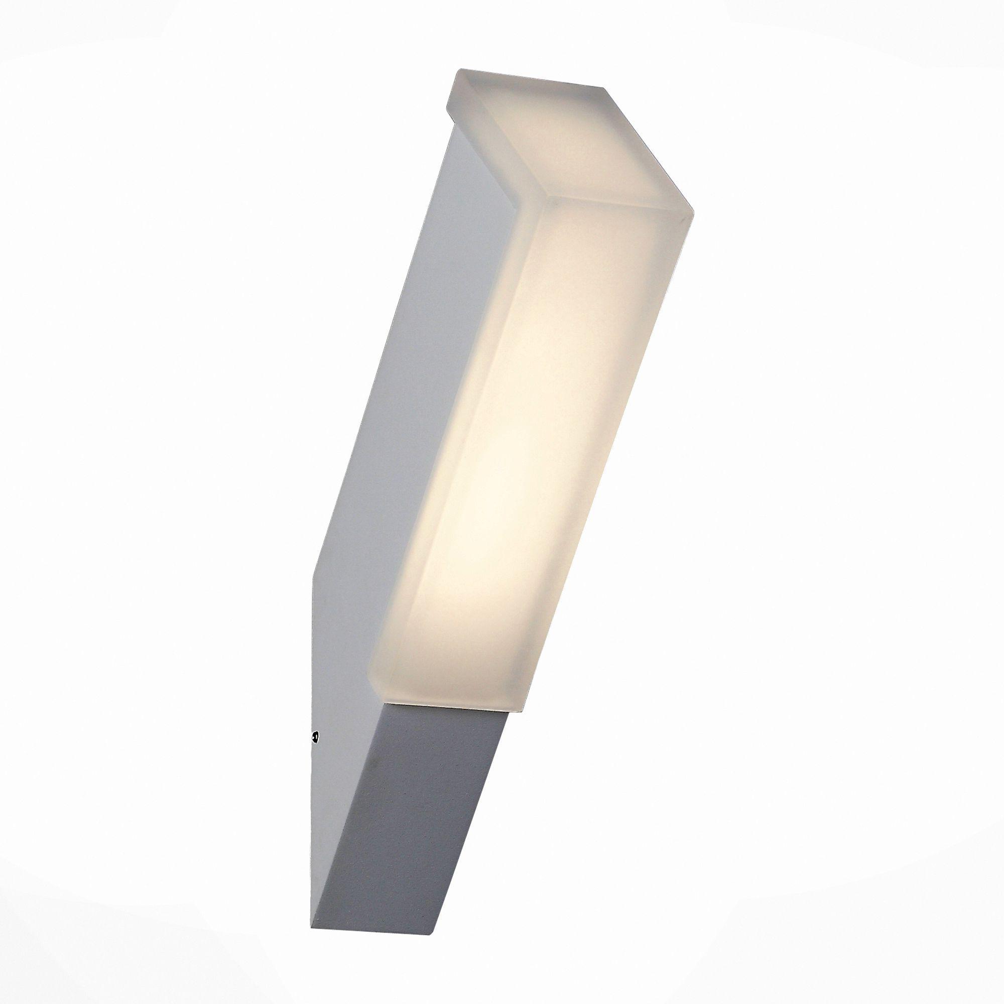 Светильник уличный настенный ST-Luce Белый/Белый LED 2*2W SL096.511.02