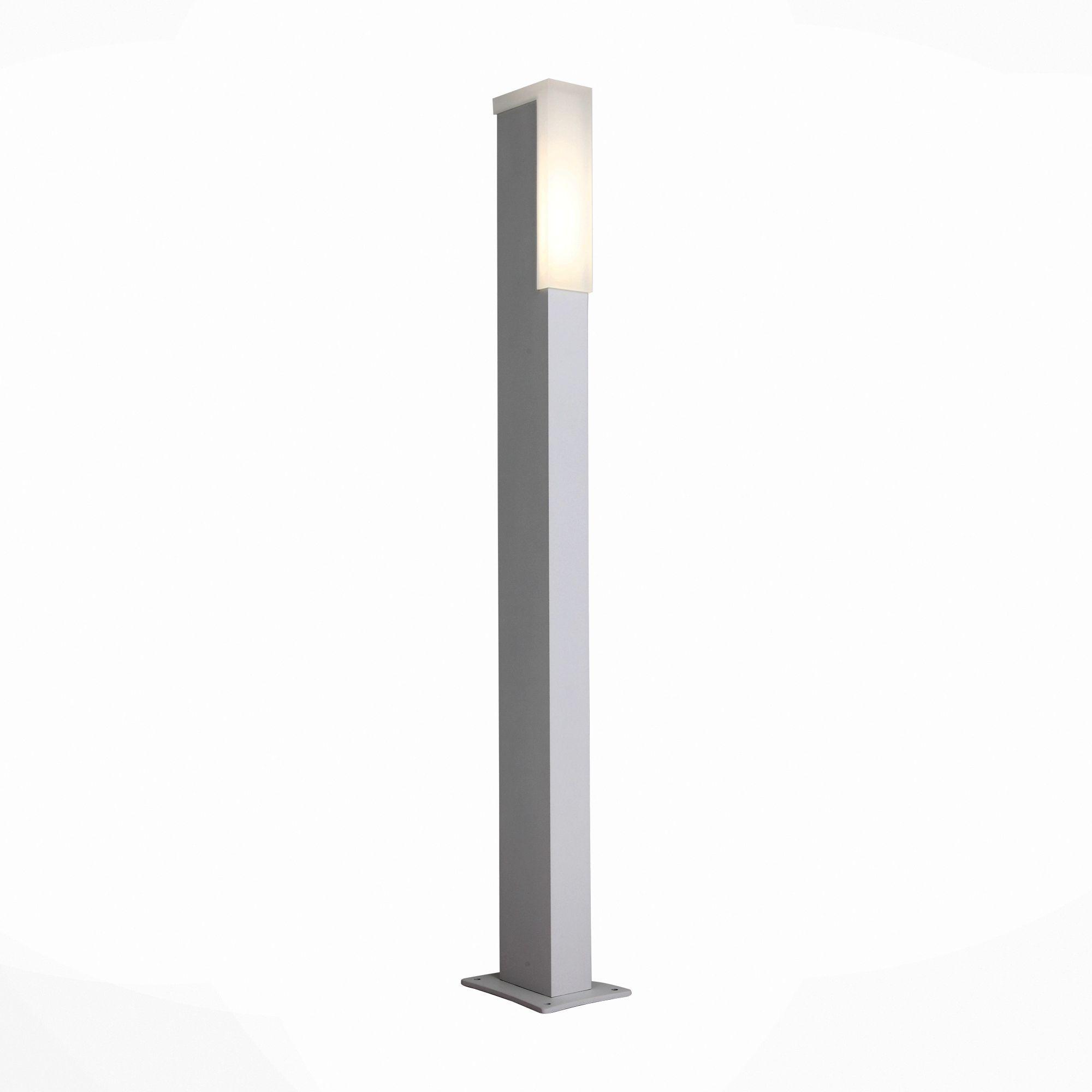 Светильник уличный наземный ST-Luce Белый/Белый LED 2*2W SL096.555.02
