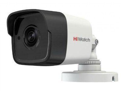 DS-T500 (B) (2.8 mm) 5Мп уличная цилиндрическая HD-TVI камера с ИК-подсветкой до 20м