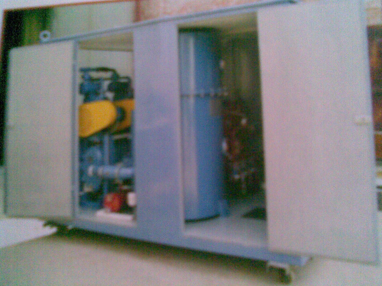 Дегазационные установки типа УВМ