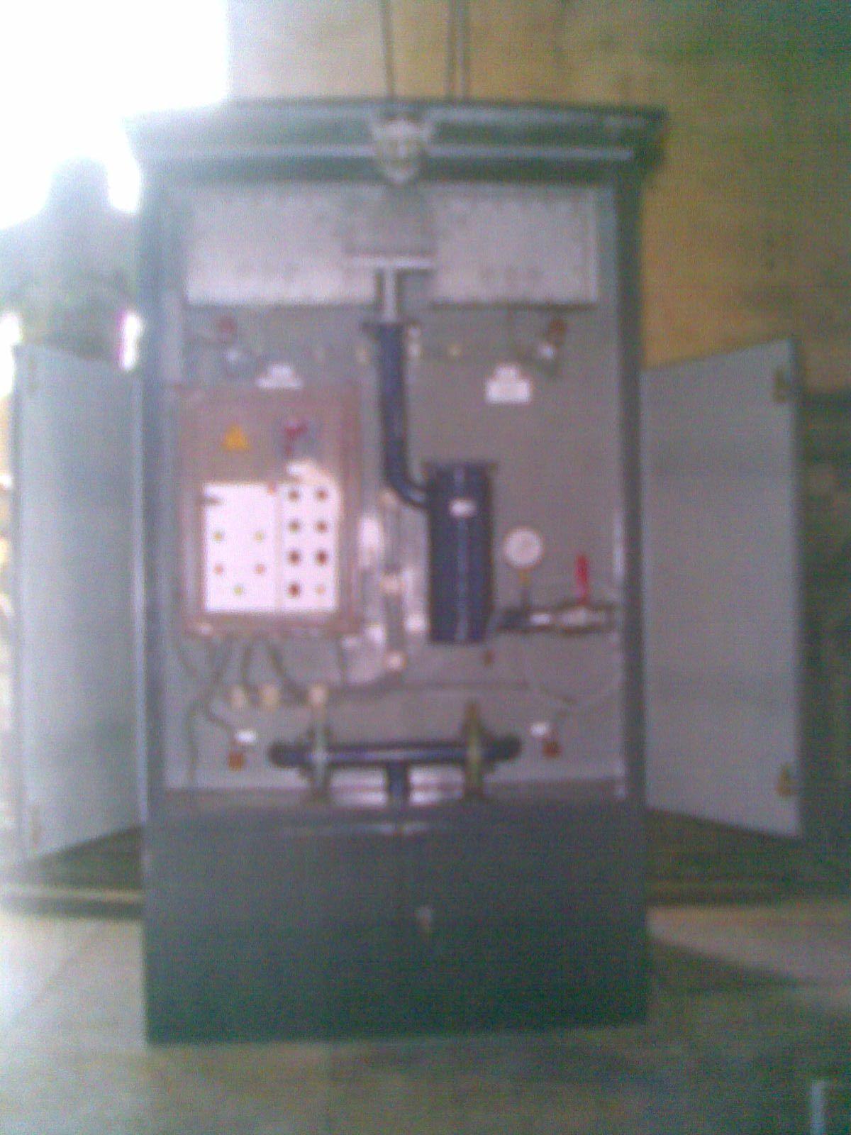 Установка осушки воздуха типа  ОВ