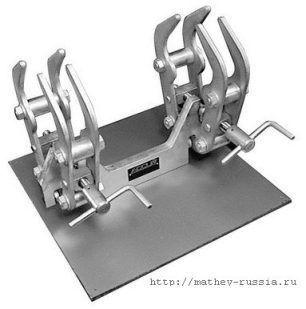 Центратор для орбитальной сварки PSW PPA для труб 9 -114 мм