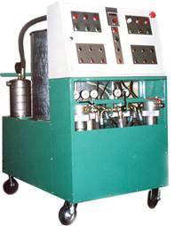 Установка очистки и дегазации масел УРМ-1000