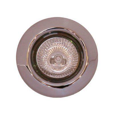Точечный светильник Nobile(Германия).1830/02(не поворотный.хром)