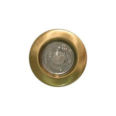 Точечный светильник Nobile(Германия).3860/05(не поворотный.латунь)