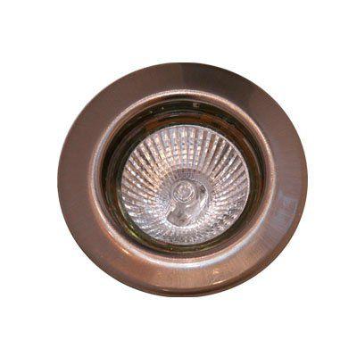 Точечный светильник Nobile(Германия).1830/09(не поворотный.никель)