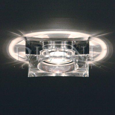 Встраиваемые светильники Donolux(Россия) DL137CH/Gray