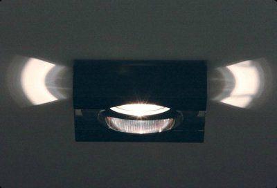 Встраиваемые светильники Donolux(Россия) DL138CH White-Black