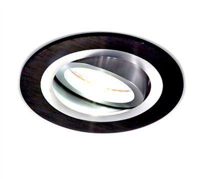 Встраиваемые светильники Donolux(Россия) A1521-Alu/Black
