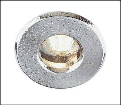 Встраиваемый влагозащищенный светильник SLV 111018