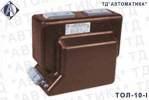 Трансформатор тока ТПОЛ-10 (50-1500)