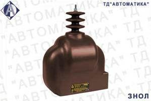 Трансформатор тока ЗНОЛ-10 (50-1500)