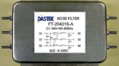 Выходной фильтр ЭМИ FT-40601SО-A
