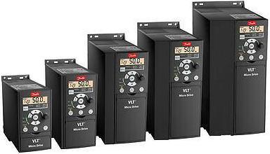 Преобразователь частоты 132F0024, Danfoss FC-051 3 кВт 7,2А 380В