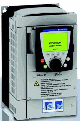 Altivar 61 -  ATV 61 ATV61HD22N4 Telemecanique  Преобразователи частоты для асинхронных двигателей