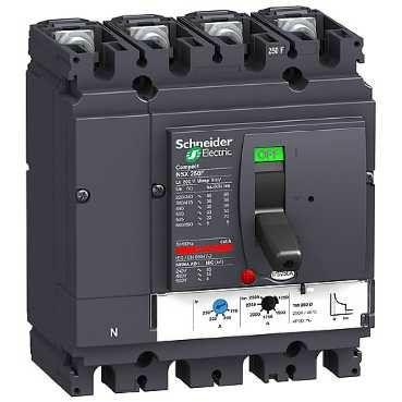 LV430840 - 3П3Т Автоматический выключатель TM160D NSX160N 3П3Т Автом. выкл. TM160D NSX160N