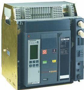 Masterpact NT        Merlin Gerin  Автоматический выключатель для больших токов от 630 до 1600 А