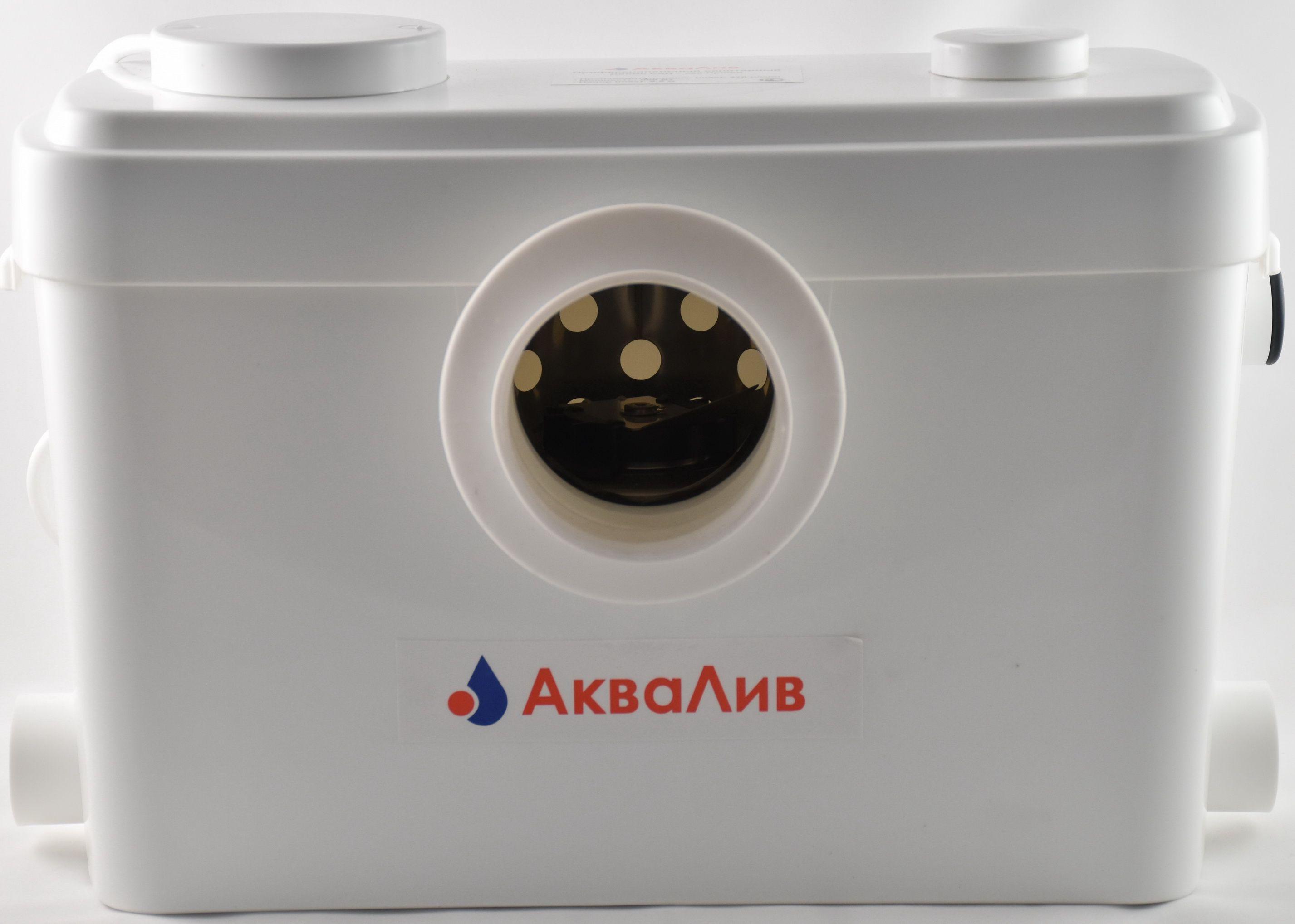 Канализационный насос АкваЛив САН-600 Профи