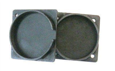 Короб тигель для припоя КСМ-75х10х75