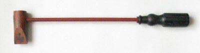 Паяльник медный угловой ПЛМ-1У-25х60