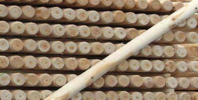 Древко для опорного инструмента рогача и багра ДИН-61-3КШ