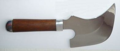 Нож монтерский отрезной широкий (Дон Карлос) С-945Ум2