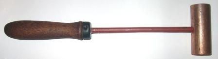 Паяльник медный стаканчиковый ПЛМ-1С-27х65