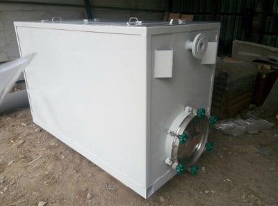 Гравитационно-динамический сепаратор моноблок ГДСМ