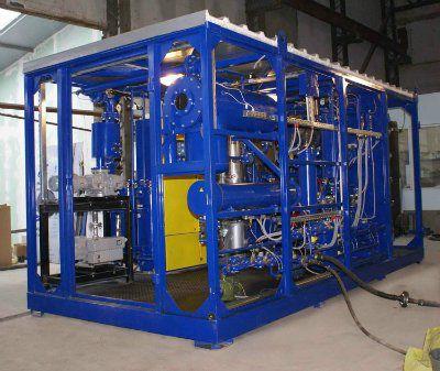 """ТОРС 1000DRR. Системы регенерации трансформаторного масла """"ТОРС 1000DRR""""."""