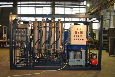 Мелиоформ-ОММ 3000 Модуль регенерации минеральных масел Мелиоформ-ОММ 3000