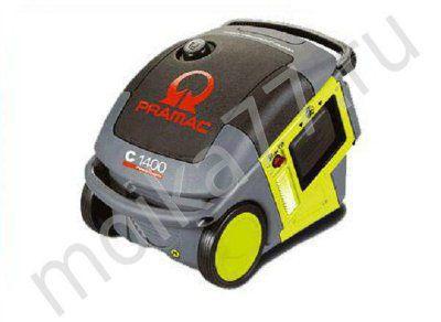 Бензогенератор Pramac C 1400 SHHPS ATOLL (Италия) мощностью 1,3 кВА (1,0 кВт).