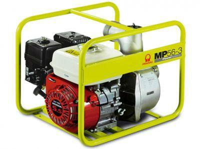 Мотопомпа бензиновая Pramac МР 56-3 FHHPI